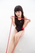 Hinako Tamaki Swimming Race Swimsuit Images NSA Beach Ball018