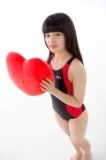 Hinako Tamaki Swimming Race Swimsuit Images NSA Beach Ball023
