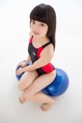 Hinako Tamaki Swimming Race Swimsuit Images NSA Beach Ball025
