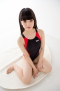 Hinako Tamaki Swimming Race Swimsuit Images NSA Beach Ball034