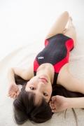 Hinako Tamaki Swimming Race Swimsuit Images NSA Beach Ball048