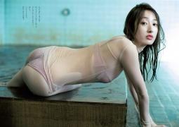Haruka Dan swimsuit bikini gravure Hachijojima and secret bath and wet 2020004