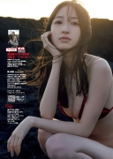 Haruka Dan swimsuit bikini gravure Hachijojima and secret bath and wet 2020007