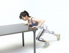 Yuka Ogura muscle gymnastics training wear fitness wear for women018