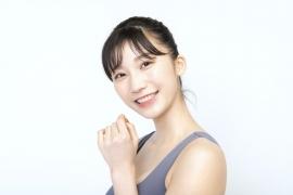 Yuka Ogura muscle gymnastics training wear fitness wear for women020