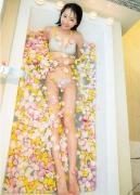 Reina Takeda Underwear Images Bath Time Bikini Bathing 2017019