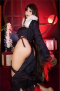 Cosplay Swimsuit Style Costume FGO Fate Grand Order Yu Bi Assassin004