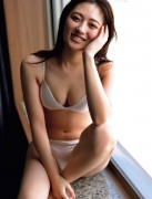 Kazusa Okuyama Swimsuit Bikini Gravure Evolving from Sentai Heroine to Full-fledged Actress005