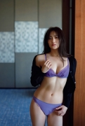 Kazusa Okuyama Swimsuit Bikini Gravure Evolving from Sentai Heroine to Full-fledged Actress008