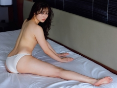 Kazusa Okuyama Swimsuit Bikini Gravure Evolving from Sentai Heroine to Full-fledged Actress012