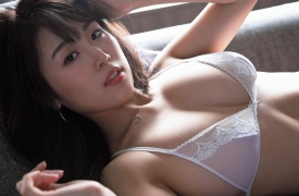 HARUKA Swimsuit Gravure The most powerful and beautiful breasts in the gravure world004