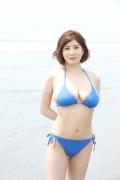 Arisu Hana Aka Swimsuit Bikini Gravure Threatening 105cm Bust 2020005