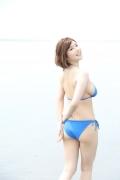 Arisu Hana Aka Swimsuit Bikini Gravure Threatening 105cm Bust 2020006