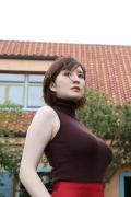 Arisu Hana Aka Swimsuit Bikini Gravure Threatening 105cm Bust 2020009