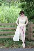 Arisu Hana Aka Swimsuit Bikini Gravure Threatening 105cm Bust 2020016
