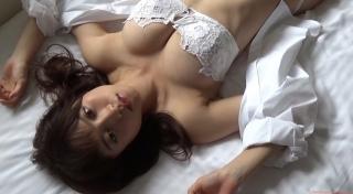 Current nurse Okinawa bikini Nashiko Momotsuki swimsuit gravure044