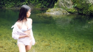 Arina Mitsuno Swimsuit Bikini Gravure Cinderella Girl 2020016