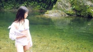Arina Mitsuno Swimsuit Bikini Gravure Cinderella Girl 2020017