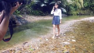 Arina Mitsuno Swimsuit Bikini Gravure Cinderella Girl 2020007