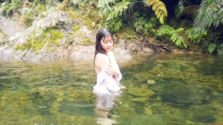 Arina Mitsuno Swimsuit Bikini Gravure Cinderella Girl 2020018