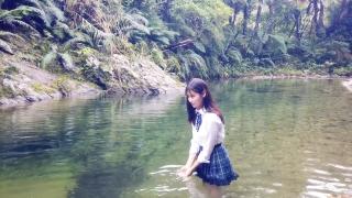 Arina Mitsuno Swimsuit Bikini Gravure Cinderella Girl 2020012