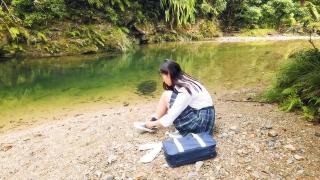 Arina Mitsuno Swimsuit Bikini Gravure Cinderella Girl 2020009