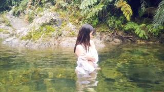 Arina Mitsuno Swimsuit Bikini Gravure Cinderella Girl 2020022