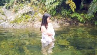 Arina Mitsuno Swimsuit Bikini Gravure Cinderella Girl 2020023