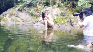 Arina Mitsuno Swimsuit Bikini Gravure Cinderella Girl 2020028