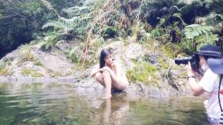 Arina Mitsuno Swimsuit Bikini Gravure Cinderella Girl 2020027