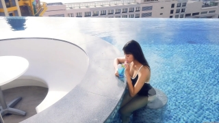 Arina Mitsuno Swimsuit Bikini Gravure Cinderella Girl 2020049