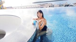 Arina Mitsuno Swimsuit Bikini Gravure Cinderella Girl 2020054