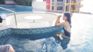 Arina Mitsuno Swimsuit Bikini Gravure Cinderella Girl 2020057