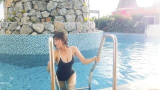 Arina Mitsuno Swimsuit Bikini Gravure Cinderella Girl 2020068