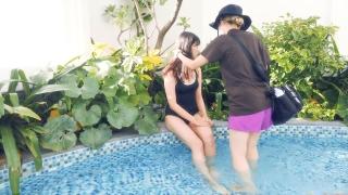 Arina Mitsuno Swimsuit Bikini Gravure Cinderella Girl 2020072