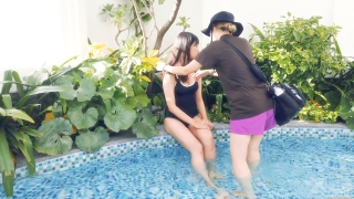 Arina Mitsuno Swimsuit Bikini Gravure Cinderella Girl 2020074