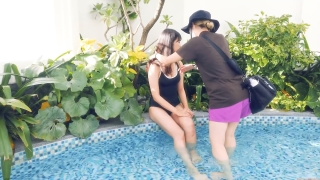 Arina Mitsuno Swimsuit Bikini Gravure Cinderella Girl 2020075