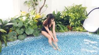 Arina Mitsuno Swimsuit Bikini Gravure Cinderella Girl 2020079