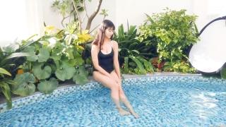 Arina Mitsuno Swimsuit Bikini Gravure Cinderella Girl 2020077