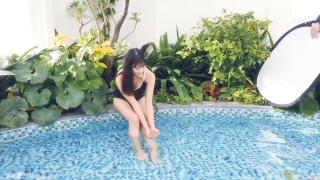 Arina Mitsuno Swimsuit Bikini Gravure Cinderella Girl 2020081