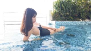 Arina Mitsuno Swimsuit Bikini Gravure Cinderella Girl 2020085