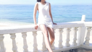 Arina Mitsuno Swimsuit Bikini Gravure Cinderella Girl 2020091