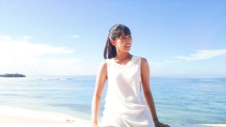 Arina Mitsuno Swimsuit Bikini Gravure Cinderella Girl 2020096
