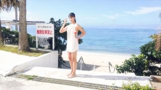 Arina Mitsuno Swimsuit Bikini Gravure Cinderella Girl 2020104