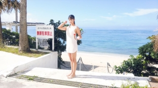 Arina Mitsuno Swimsuit Bikini Gravure Cinderella Girl 2020105