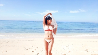 Arina Mitsuno Swimsuit Bikini Gravure Cinderella Girl 2020118