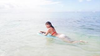 Arina Mitsuno Swimsuit Bikini Gravure Cinderella Girl 2020171