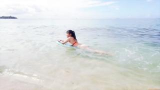 Arina Mitsuno Swimsuit Bikini Gravure Cinderella Girl 2020177