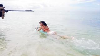 Arina Mitsuno Swimsuit Bikini Gravure Cinderella Girl 2020176