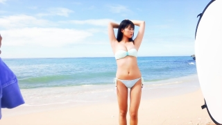 Arina Mitsuno Swimsuit Bikini Gravure Cinderella Girl 2020200